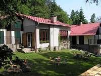 Chata k pronajmutí - Cejle - Hutě ev.č. 40 Vysočina