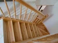 schody do patra - Bohuňov