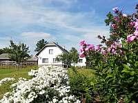 Pohled ze zahrady