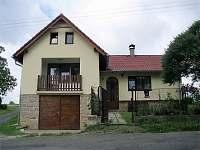 Chalupa k pronájmu - Boňkov okr. Havlíčkův Brod Vysočina