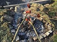 Ohniště - chalupa k pronajmutí Hamry nad Sázavou