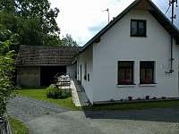 Chalupa ubytování v obci Volichov