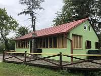 Chata ubytování v obci Baliny