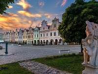Chornitzerův dům Telč
