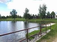 Levné ubytování  Hejlovský rybník Apartmán na horách - Kamenice nad Lipou