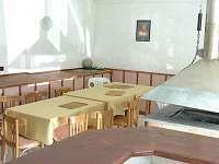 Společenská místnost 2 - chalupa ubytování Chýstovice
