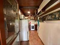 Kuchyňka - chata k pronájmu Třebíč