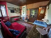 Přízemí - chata ubytování Třebíč