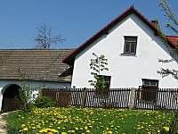 Farma Rybníček - apartmán ubytování Rybníček u Pelhřimova