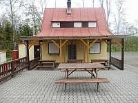 Chata SKI areál Polička - ubytování Polička