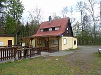 Chata k pronajmutí - okolí Jedlové