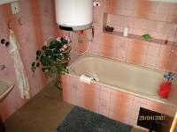 apartmán 2 - chalupa k pronájmu Hříběcí u Horní Cerekve