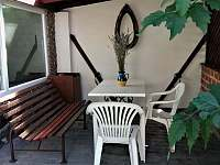 zahrada - chalupa k pronájmu Police u Jemnice