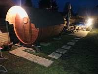 Sauna - chalupa k pronajmutí Svratouch