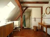 Koupelna v 1. poschodí