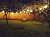 Večerní osvětlení