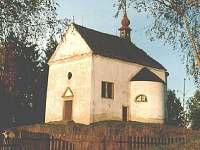 Blízká kaplička - sv. Jáchym