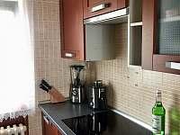 Zde budete moci vařit - rekreační dům k pronájmu Nové Město na Moravě