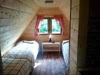Ložnice1 - chata k pronajmutí Polnička