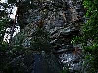 Okolí chalupy - Želiv