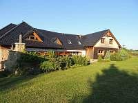 Rekreační dům na horách - dovolená na Vysočině