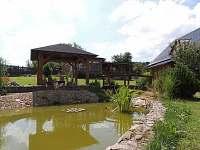 jezírko - rekreační dům ubytování Košetice