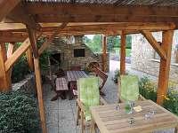 terasa - rekreační dům k pronajmutí Košetice