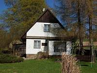 Levné ubytování Koupaliště Bystřice nad Perštejnem Chalupa k pronájmu - Velké Janovice