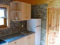 Kuchyňská linka - pronájem chaty Kramolín