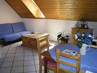 Podkrovní apartmán pro 2 osoby