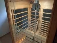 Sauna - Trhová Kamenice - Zubří