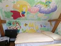 ložnice 4 - pronájem chalupy Dlouhé