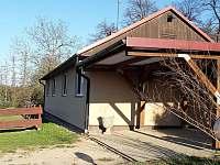 Staré Hobzí ubytování 15 lidí  pronajmutí