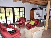 Společné prostory - ubytování Lidmaň
