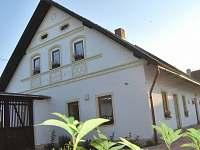 Apartmán ubytování v obci Sirákov