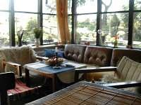 Apartman pro 3 osoby - veranda s kuchyní - chalupa k pronájmu Krátká