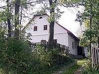Chalupa k pronájmu - Krátká Vysočina