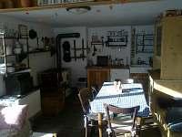veranda - kuchyně - Krátká