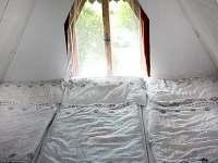 Podkovní pokoj - 3 - 4 lůžka - pronájem chaty Urbanov