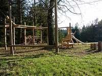 Dětské hřiště - Tři Studně
