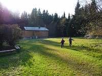 Podzimní sluníčko - chata k pronájmu Tři Studně