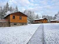 ubytování Ski park Harusův kopec - Nové Město na Moravě na chatě k pronajmutí - Tři Studně