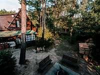 Levné ubytování Rybník Kachlička Chata k pronájmu - Broumova Lhota