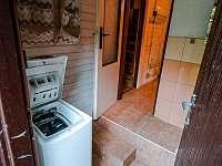 Koupelna - chata k pronajmutí Broumova Lhota