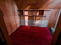 Ložnice 1 - chata k pronajmutí Broumova Lhota