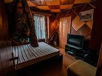 Ložnice 2 - pronájem chaty Broumova Lhota