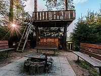 Vyhlídka 1 - chata ubytování Broumova Lhota