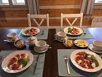 rozšířená snídaně - Jimramovské Paseky