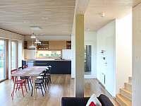 Domesi Concept House Budíkov interiér - chata k pronajmutí