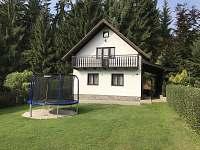 Chata k pronajmutí - dovolená  rekreace Sázava - Křemešník